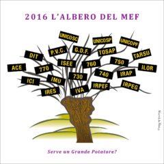 2016 - L'ALBERO DELLE TASSE